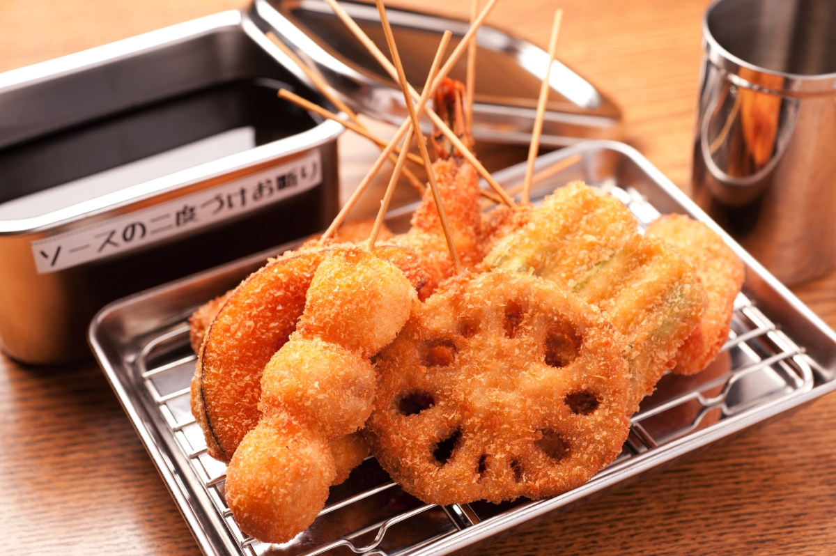 くし家串猿 高円寺店お料理の写真