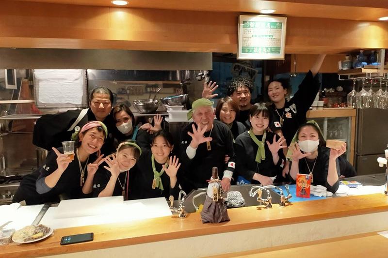 日本料理 おさむらい 店内写真